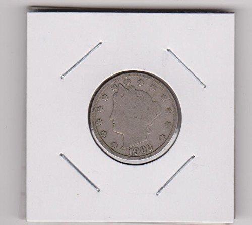 1903 Liberty Head Nickel Very Fine