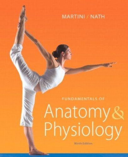 Fundamentals of Anatomy & Physiology Masterin (Hardcover) Ninth Edition