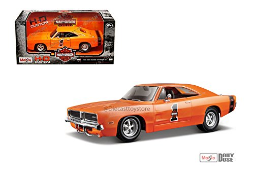 24 1969 Dodge Charger - 3