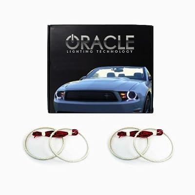 Oracle Lighting JE-CO0709 - Jeep Commander LED Halo Headlight Rings