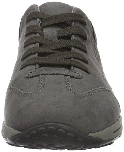 Gabor Women's, Exhibit, Sneakers Grey (Anthrazit 30)