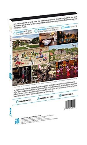Tick/&Box Coffret Cadeau Parc PUY du Fou S/éjour