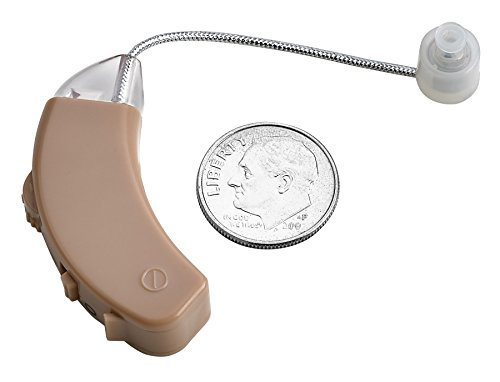 MEDca Hearing Amplifier, Personal Sound, Digital Feedback Cancellation - Noise Cancellation Device