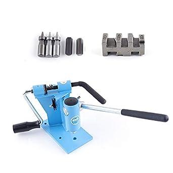 """Tecomec Chainsaw Saw 3//4/"""" Chain Repair Master Breaker Spinner COMBO Repair Tool"""