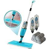 Kray Spray Mop Kit Strongest Heaviest Duty Mop Set - Best Floor Mop