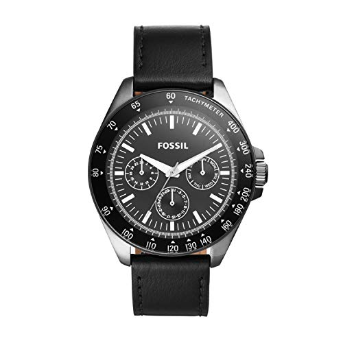 Fossil Men's Neale Quartz Stainless Steel Chronograph Watch