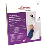 Aluminum Wall and Ceiling Patch, 8'' x 8'',(Pack of 2)
