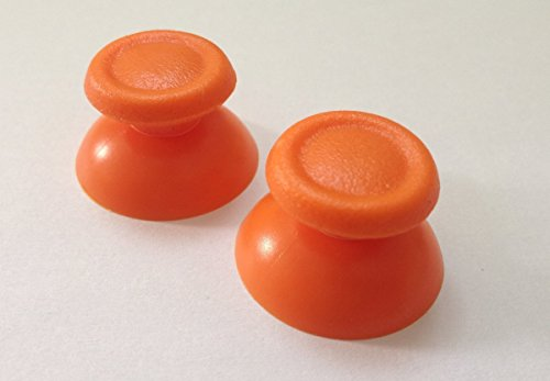 mini-butterball-2x-new-orange-replacement-controller-analog-stick-play-station-4-thumbsticks-thumb-s