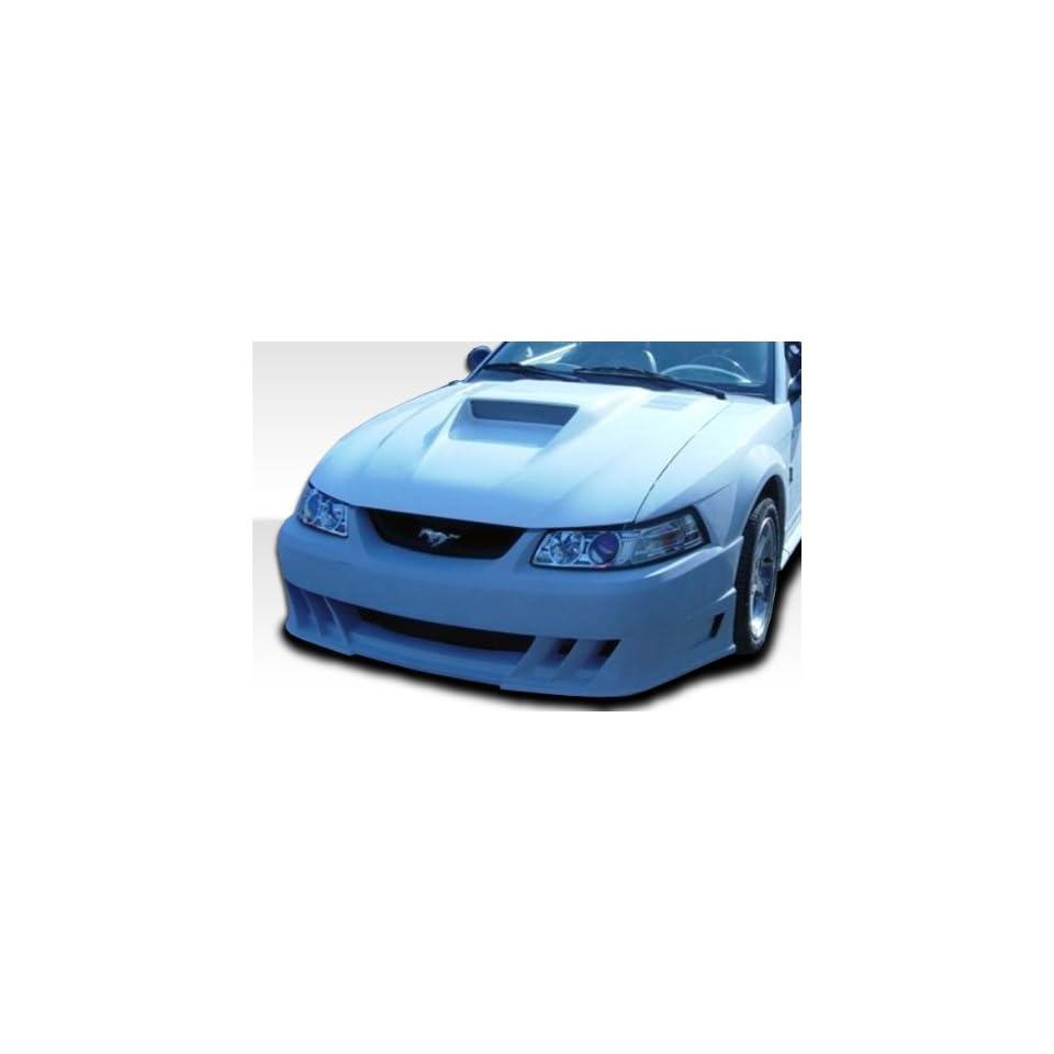 1999 2004 Ford Mustang Duraflex Venom Hood   1 Piece