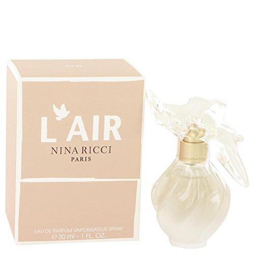L'air by Nina Ricci Eau De Parfum Spray 1 oz for Women - 100% Authentic