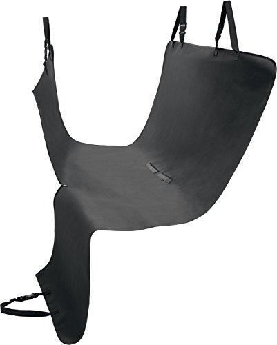 Hunter 92424 Autoschondecke für die Rückbank, 150 x 145 cm, schwarz