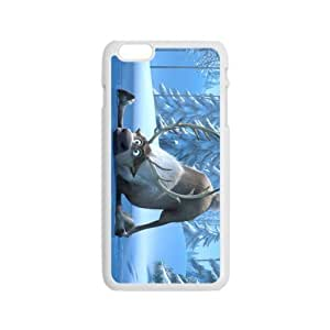 diy zhengHappy Frozen Reindeer Sven Cell Phone Case for Ipod Touch 4 4th