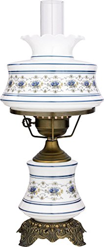 Quoizel AB701A Abigail Adams Vintage Table Lamp, 2-Light, 82 Watts, Antique Brass (20
