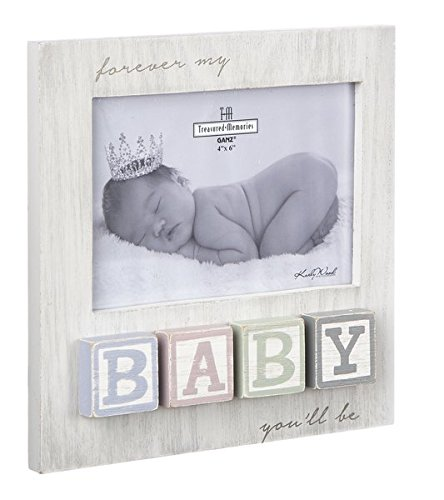 - Ganz Baby Blocks, Forever My Baby Picture Frame