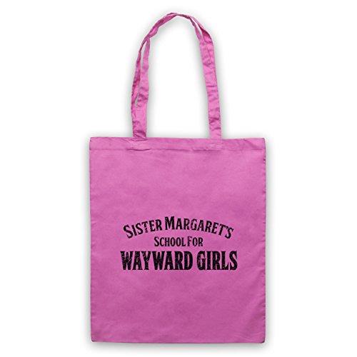 Deadpool Sister Margaret's School For Wayward Girls Bolso Rosa