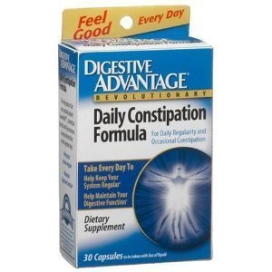 Constipation Therapy-Digestive Advantage Fast Acting 24-Hour Relief, 90ct (3 Pack)