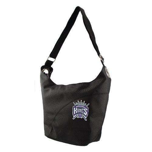 Littlearth NBA Sacramento Kings Colo Sheen Hobo Bag by Littlearth