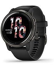 Garmin Venu GPS Smartwatch with Bright Touchscreen Display