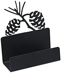 4.5 Inch Pinecone Business Card Holder