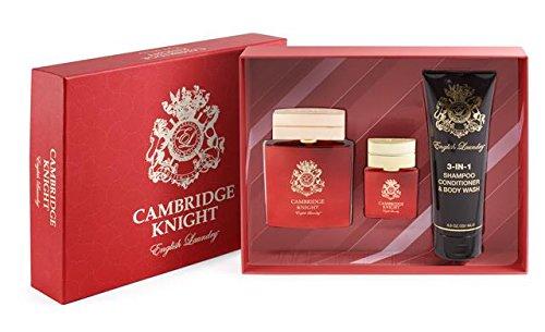 (English Laundry Cambridge Knight 3 Piece Gift Set)