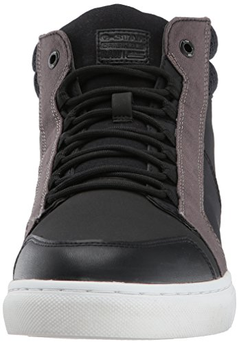Herren RAW Sneaker Schwarz Mid Zlov Black STAR Cargo G qw5HTEA
