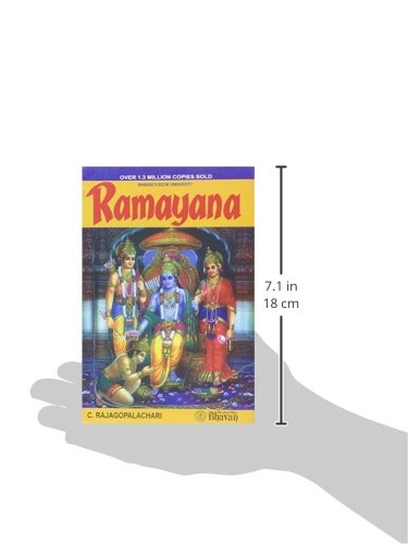 Amazon in: Buy Ramayana - C R  Book Online at Low Prices in