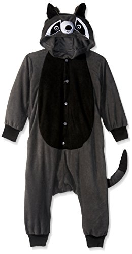 [RG Costumes 'Funsies' Rocky Raccoon, Child Small/Size 4-6] (Raccoon Girl Costumes)