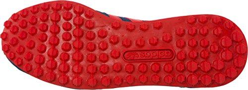 Uomo Ginnastica adidas Marineblau da Trainer Scarpe Rot xwwq0gpI