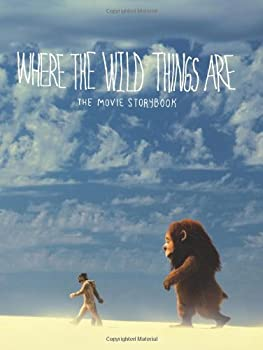 Where the Wild Things Are: The Movie Storybook 0061656860 Book Cover