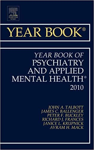 Year Book of Psychiatry and Applied Mental Health 2010, 1e