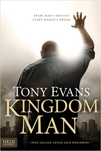 image for Kingdom Man by Tony Evans