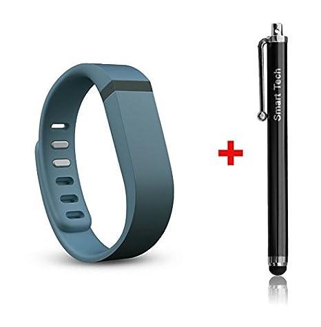 Smart Tech tienda Reemplazo Banda con cierre para Fitbit ...