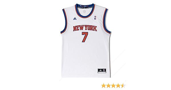 adidas Ropa NY Knicks Anthony, White : Amazon.es: Deportes y ...