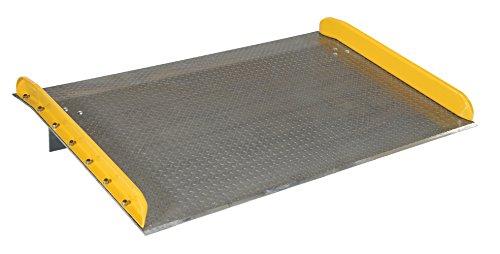 Vestil-TAS-20-7248-Aluminum-Truck-Dockboard-with-Steel-Safety-Curbs-20000-lb-Capacity-48-Length-x-72-Width