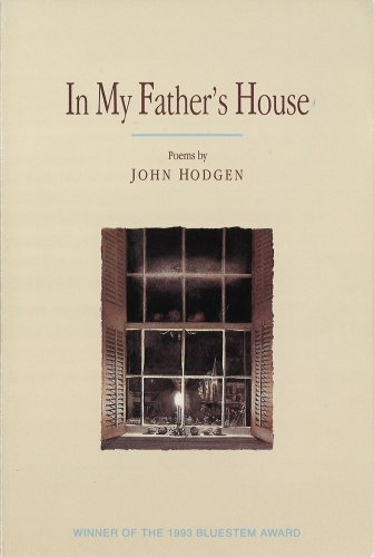 In My Father's House: Poems (Lynx House Press Poetry Series)