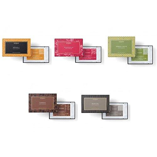 【タイムセール!】 エステバン カードフレグランス 5種セット   B01NBYY0R8, 未来ING db219eab