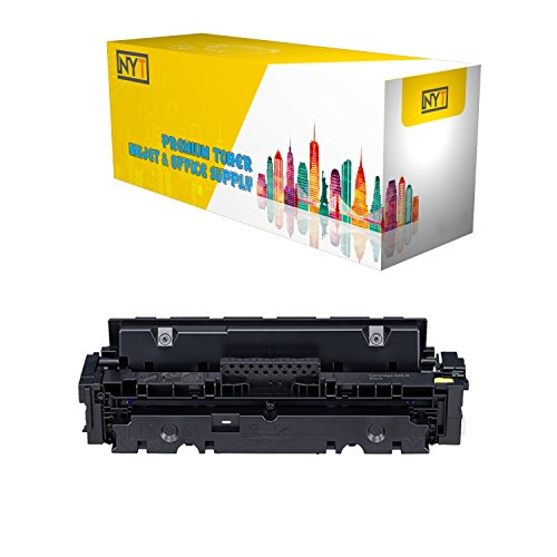 New York Toner New Compatible 1 Pack High Yield for Canon 046 H Y Toner Cartridge - imageclass mf735cdw imageclass mf733cdw imageclass mf731cdw --Yellow -  NYT-1 x Canon 046H Y