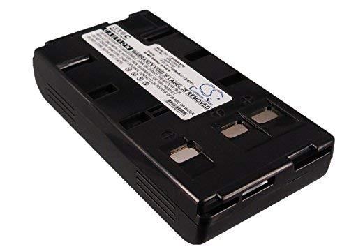 Cameron Sino 充電式バッテリー RCA FB-1260用 B07PGYY13T