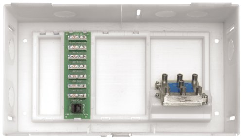 Leviton 47605 MDU Compact Structured Enclosure product image