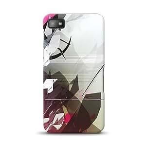 Diabloskinz D0089 - 0034-0031 carcasa para BlackBerry Z10 Undertow