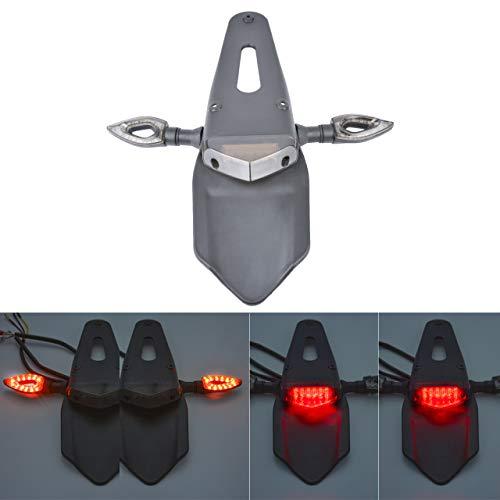 Motorbike Led Number Plate Light in US - 4