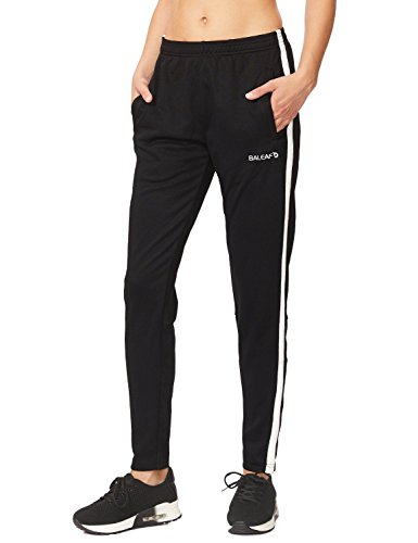 Baleaf Women's Athletic Track Pants Running Sweatpants- Buy Online in  Latvia at latvia.desertcart.com. ProductId : 64036564.