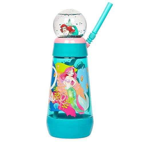 Disney Ariel Snowglobe Tumbler with Straw