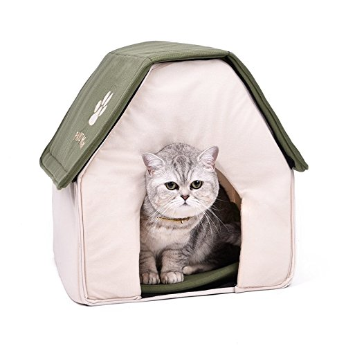 PAWZ Road Pet Cat Bed for Medium and Small Pets
