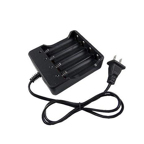 HYRL Cargador de batería de Litio 18650, Cargador ...