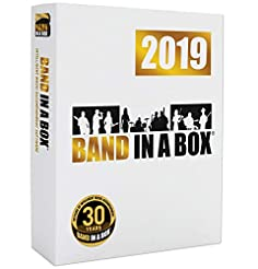 Band-in-a-Box 2019 Pro [Windows USB Flas...