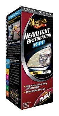 meguiars headlight restoration - 8
