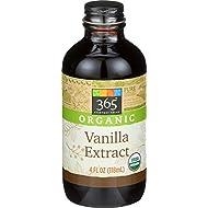 365 Everyday Value, Organic Vanilla Extract, 4 oz