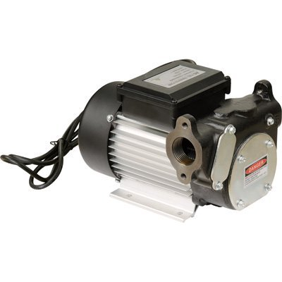 Roughneck Cast Iron Diesel Fuel Transfer Pump - 22 GPM, 120 Volt AC - Diesel Transfer Pump