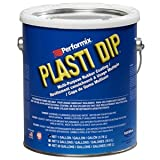 Plasti Dip Performix 10109 Clear Multi-Purpose Synthetic Rubber Coating, 1 gal.